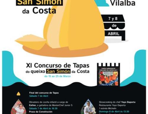 XXIV FIESTA DEL QUESO DE SAN SIMÓN DA COSTA