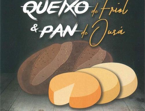 26 FERIA DEL QUESO DE FRIOL Y PAN DE OUSÁ