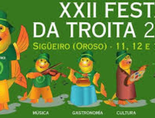 FESTA DA TROITA EN SIGÜEIRO