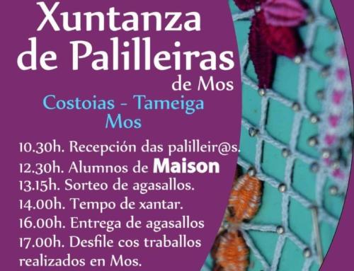 XI XUNTANZA DE PALILLEIRAS DE MOS