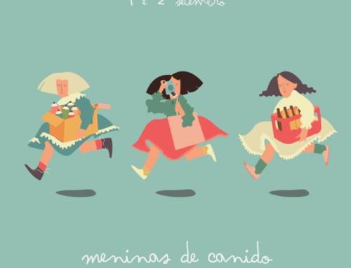 MENINAS DE CANIDO 2018