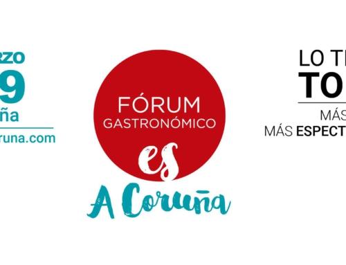 FORUM GASTRONOMICO A CORUÑA 2019