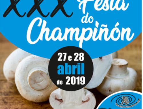 XXX FIESTA DEL CHAMPIÑON – EXPO ORDES