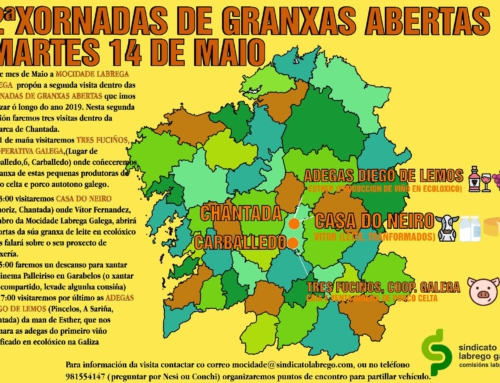 2ª XORNADA DE GRANXAS ABERTAS